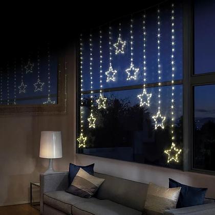 Curtain Star Light - Warm White