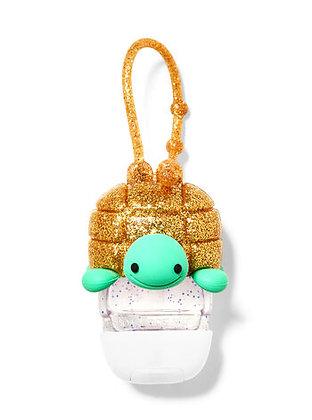 Sparkly Turtle Pocketbac Holder