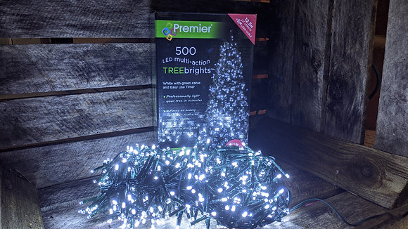 500 TreeBrights Cool White