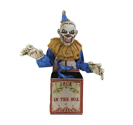 Jack In The Box Animated Figure
