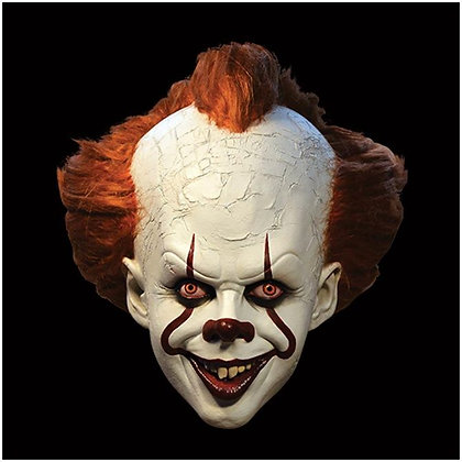 IT Pennywise Deluxe Mask