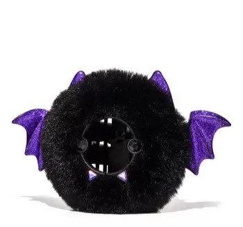 Fuzzy Bat Visor & Vent Clip Car Fragrance Holder