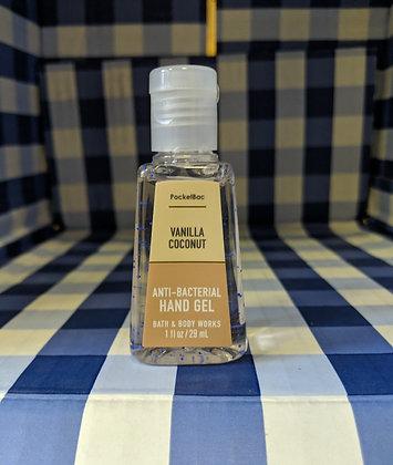 Vanilla Coconut Pocketbac Hand Sanitiser