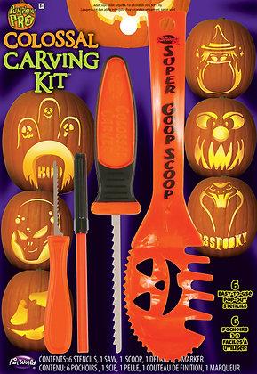 Colossal Pumpkin Carving Kit
