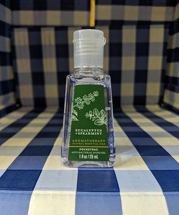 Eucalyptus And Spearmint Pocketbac Hand Sanitiser