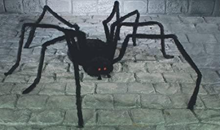 2m Giant Black Spider