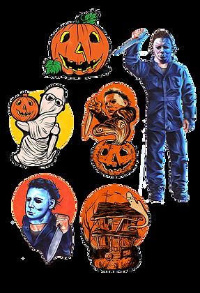 Halloween Wall Décor - Trick Or Treat Studios