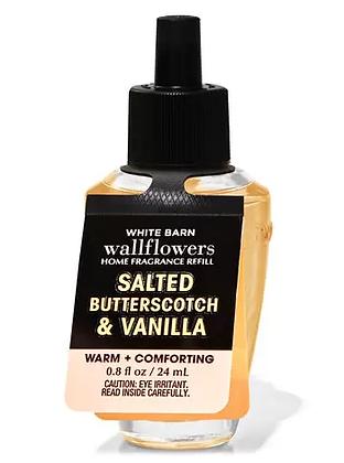 Salted Butterscotch & Vanilla - Wallflower Refill