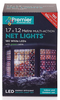 180 LED Cool White Indoor /Outdoor