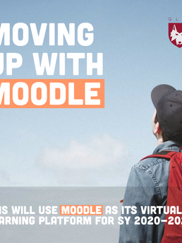 Moving up with Moodle