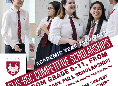 GLIS-BGC Competitive Scholarship