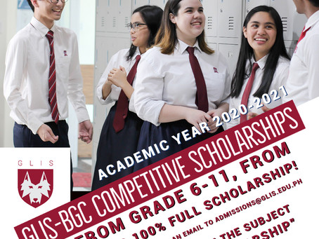 GLIS-BGC Competitive Scholarship