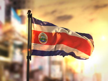 Feliz cumpleaños Costa Rica