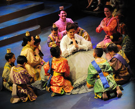 The King and I, 2014