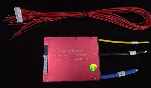 BMS Alta Qualidade 10 S 36 V 50A á prova de água