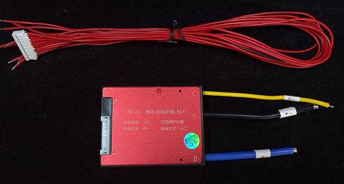 BMS Alta Qualidade 10 S 36 V 35A á prova de água