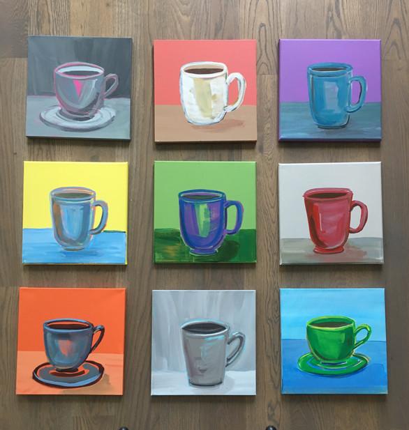 Cup of Tea Series