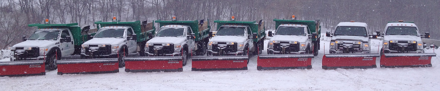 Pittsburgh Snow Plowing and Salting