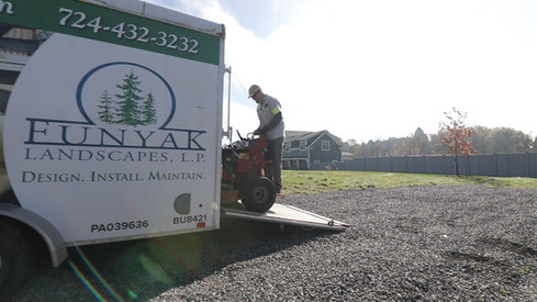 Lawn Mowing and Lawn Care Company