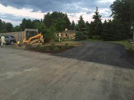 Planting Installation