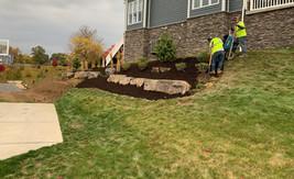 Planting Bed Installation Renovation