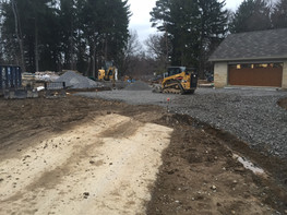 Paver Driveway Installation