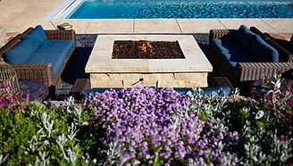 Professionally Installed Fire Pit