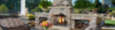 Cranberry Township, Pennsylvania Landscaping, Outdoor Fireplace