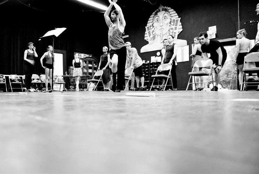 dann, dann, director, choreographer, teacher, teaching artist
