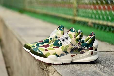 Nike Sockdart x BAPE | jazzkicks