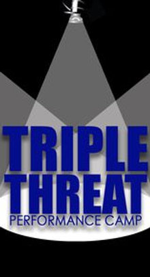 Advanced Triple Threat Teen Summer Camp 2019 - Tuition (STAR Rep Member)