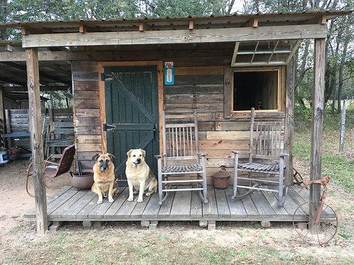 How I Built the Pallet Cabin Ebook