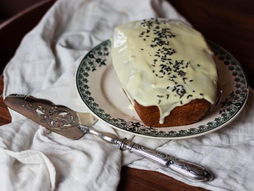 Cake Lavande et citron