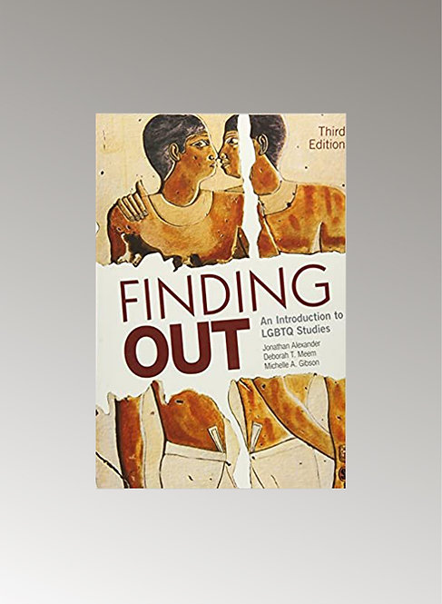 FINDING OUT (NEW EDITION)