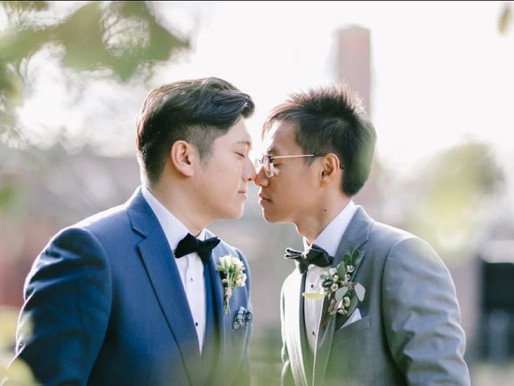 Gay widower takes on Hong Kong's government and wins a massive victory for LGBT+ rights