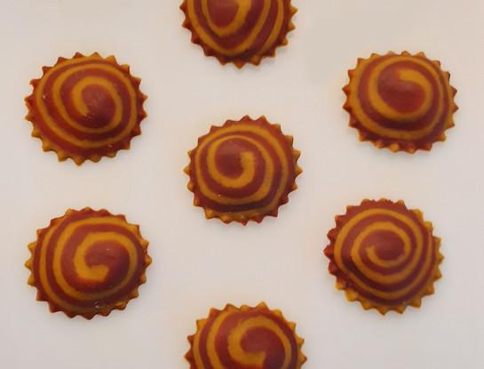Creative - Spiral Ravioli