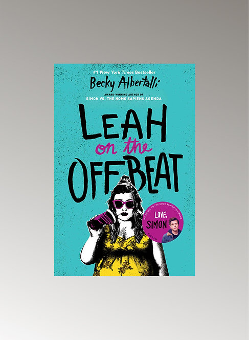 LEAH ON THE OFFE BEAT