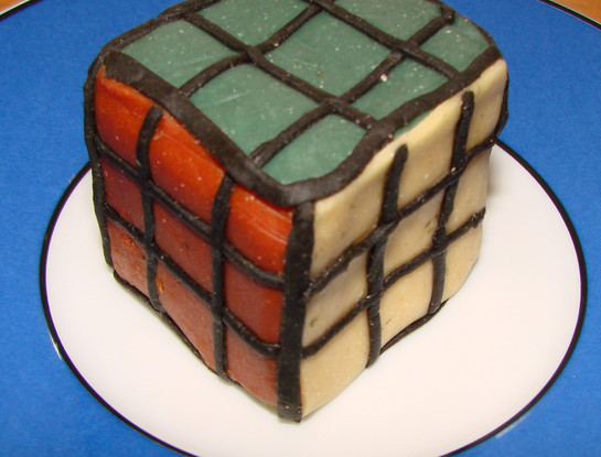 Creative - Rubik's cube