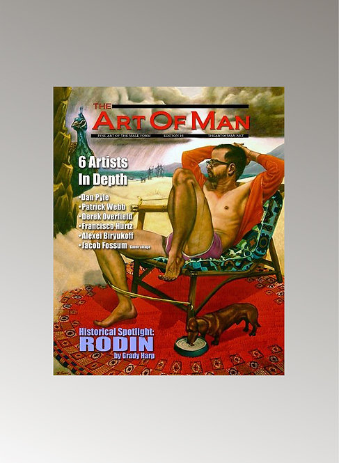 THE ART OF MEN 16