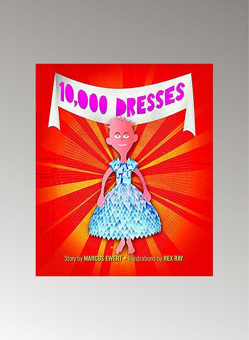 10.000 DRESSES