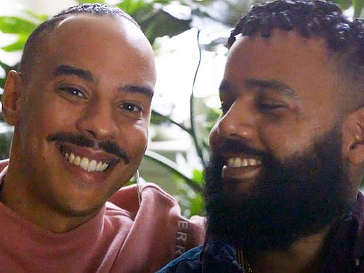 Brooklyn Couple on Their Wedding and the Power of Black Queer Love
