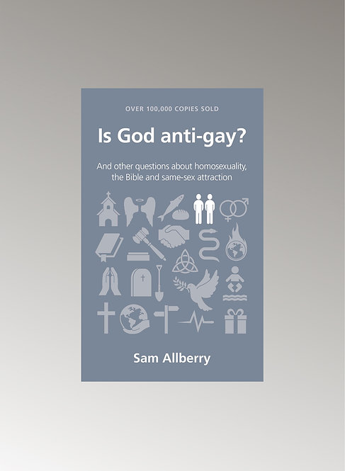 IS GOD ANTI-GAY