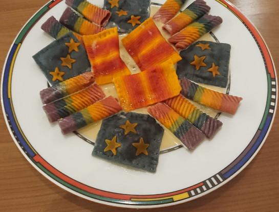 Creative - Mixed Pasta Plate