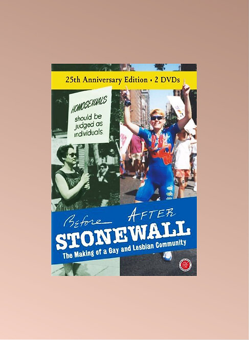 BEFORE AFTER STONEWALL