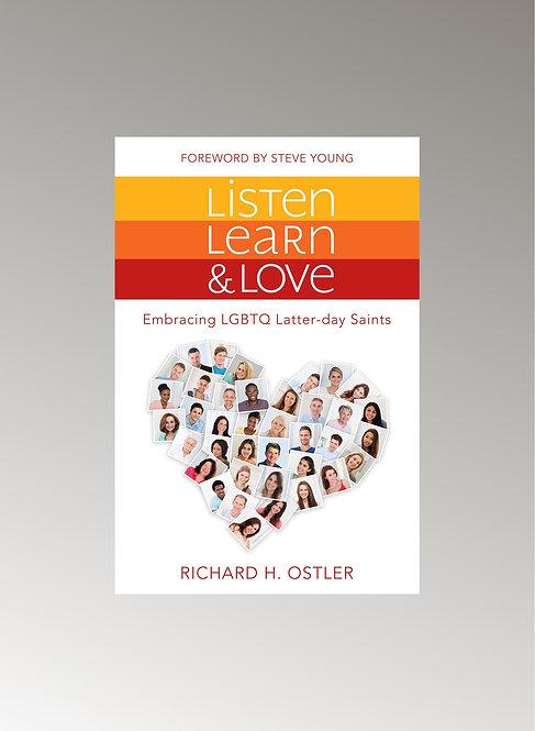 LISTEN LEARN & LOVE