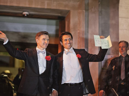 UK The defiant, grueling and glorious history of same-sex marriage in the UK