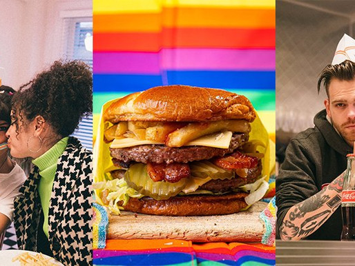 Make Lunch Gay Again With This New 'Gay Burger' Restaurant