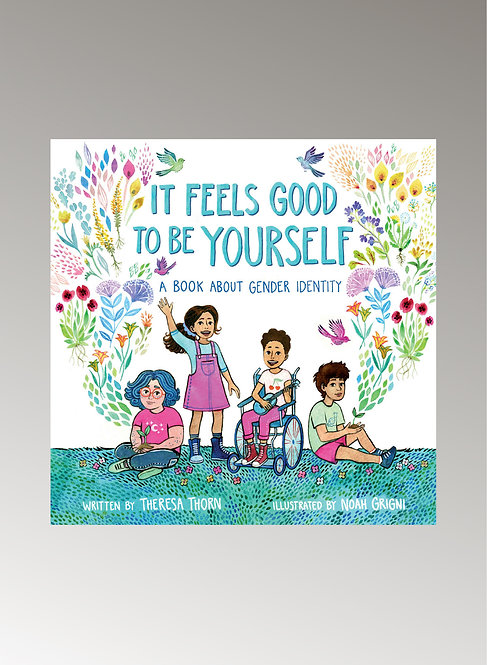 IT FEELS GOOD TO BE YOURSELF
