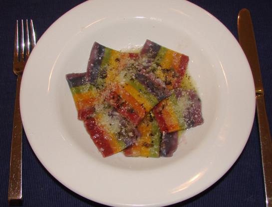 Creative - Rainbow Ravioli