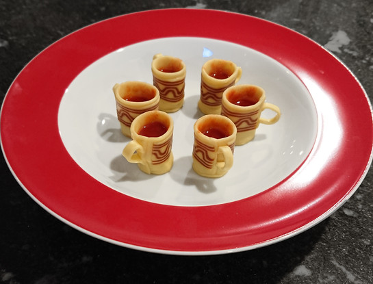 Creative - Pasta cups